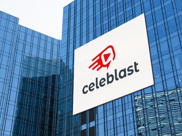 Sample branding #3 for Celeblast