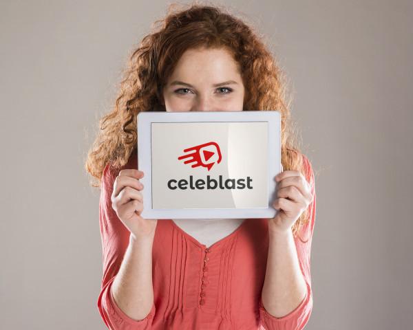 Sample branding #2 for Celeblast
