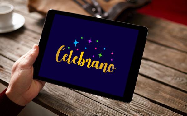 Sample branding #2 for Celebrano