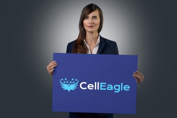 Sample branding #1 for Celleagle