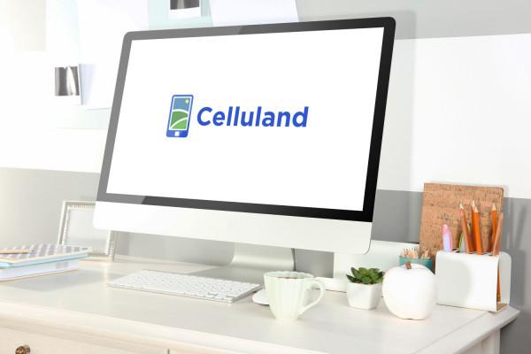 Sample branding #3 for Celluland