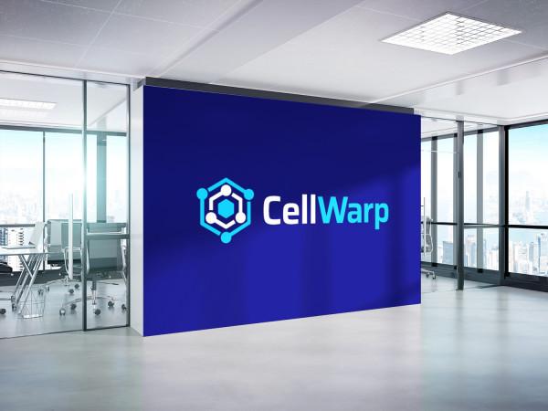 Sample branding #1 for Cellwarp