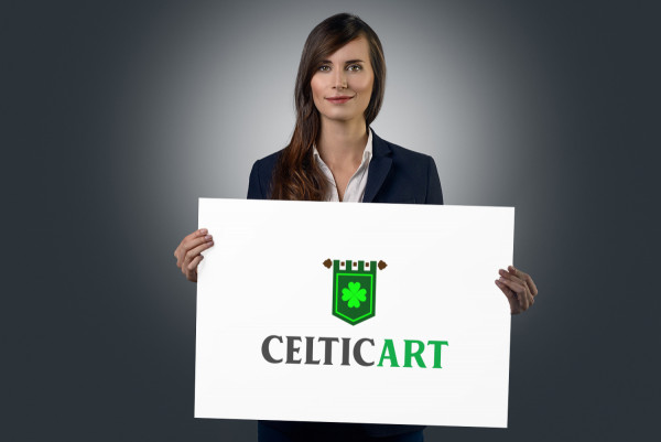 Sample branding #1 for Celticart