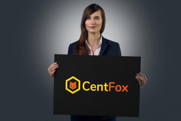 Sample branding #2 for Centfox