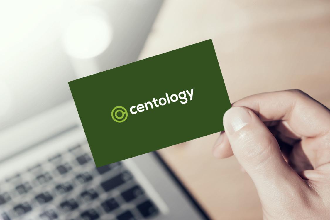 Sample branding #2 for Centology