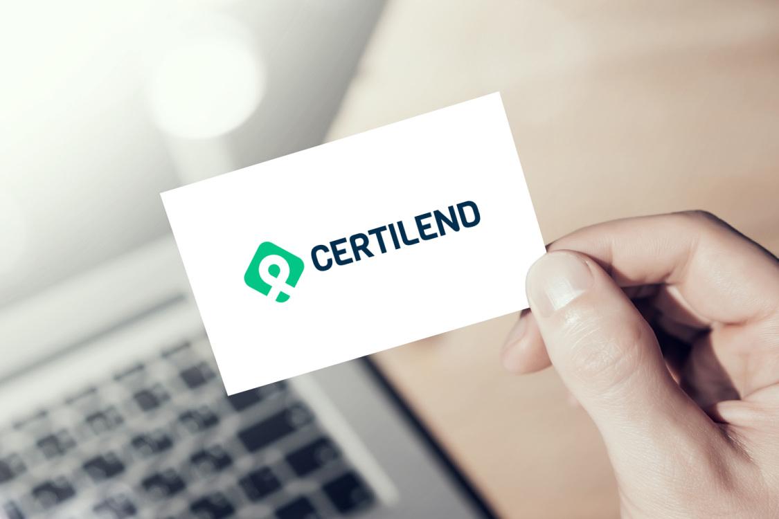 Sample branding #3 for Certilend