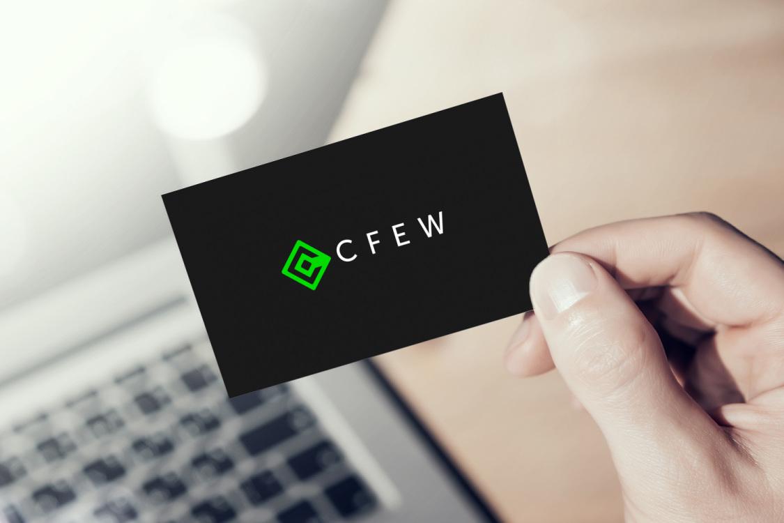Sample branding #2 for Cfew