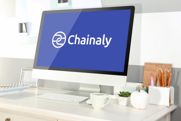Sample branding #2 for Chainaly