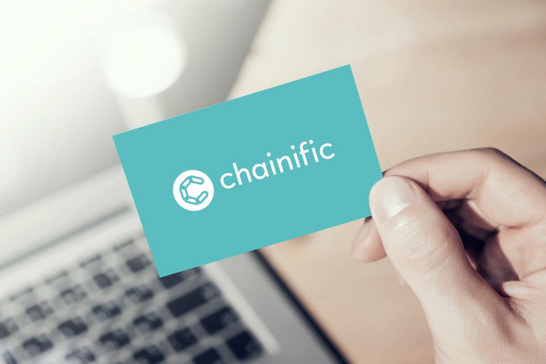 Sample branding #2 for Chainific