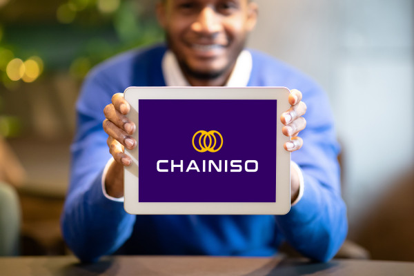 Sample branding #2 for Chainiso