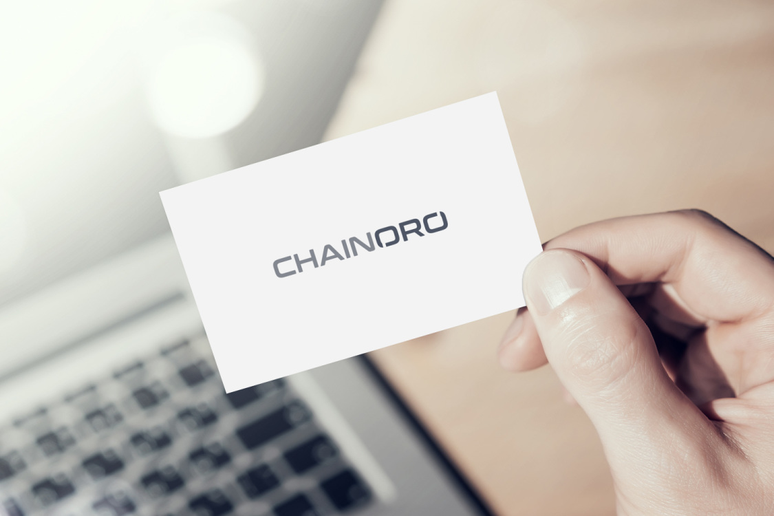 Sample branding #2 for Chainoro