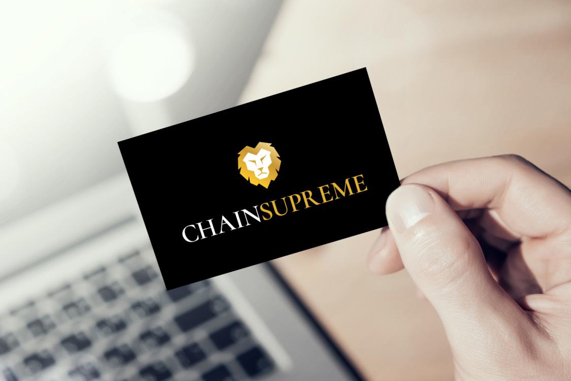 Sample branding #2 for Chainsupreme