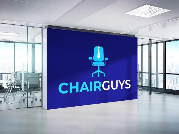 Sample branding #2 for Chairguys