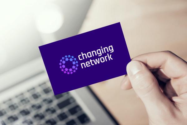 Sample branding #3 for Changingnetwork