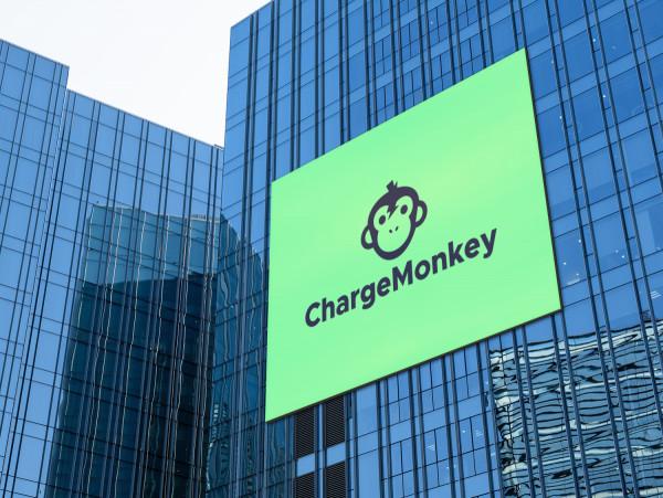 Sample branding #2 for Chargemonkey