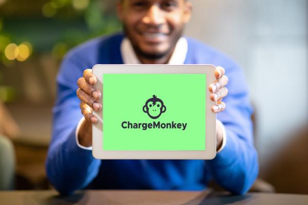 Sample branding #1 for Chargemonkey