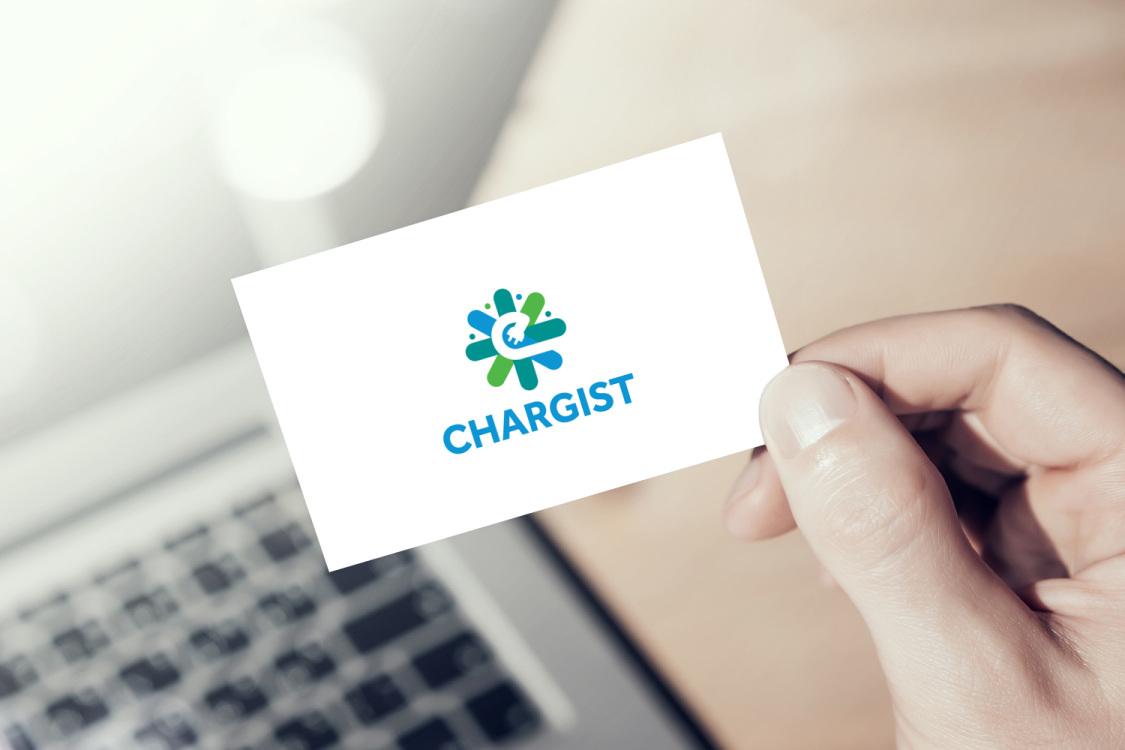 Sample branding #2 for Chargist