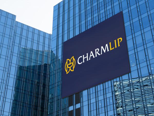 Sample branding #1 for Charmlip