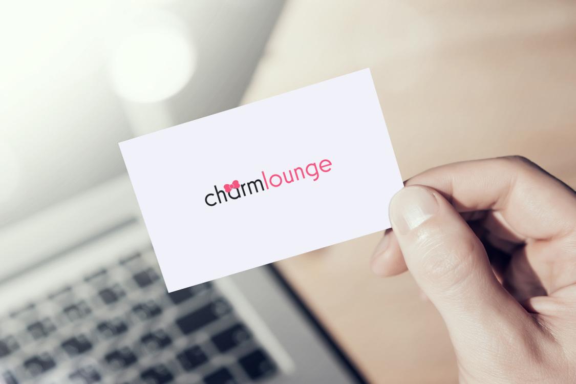 Sample branding #2 for Charmlounge
