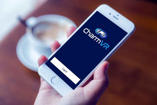 Sample branding #2 for Charmvr