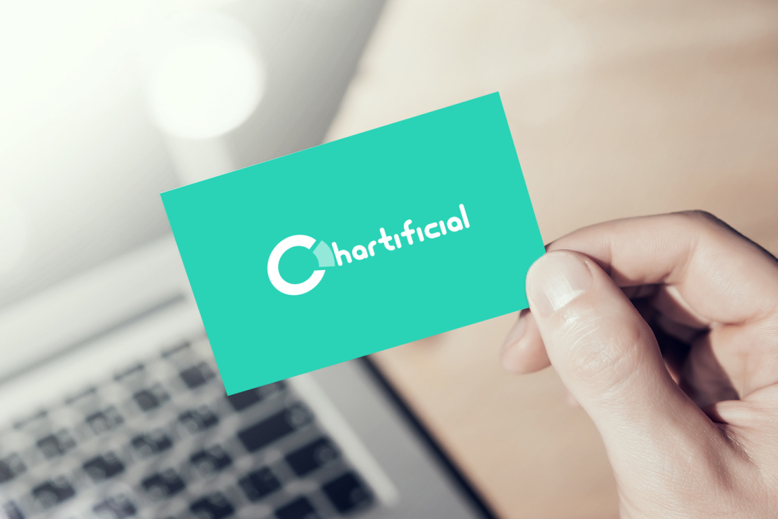 Sample branding #2 for Chartificial