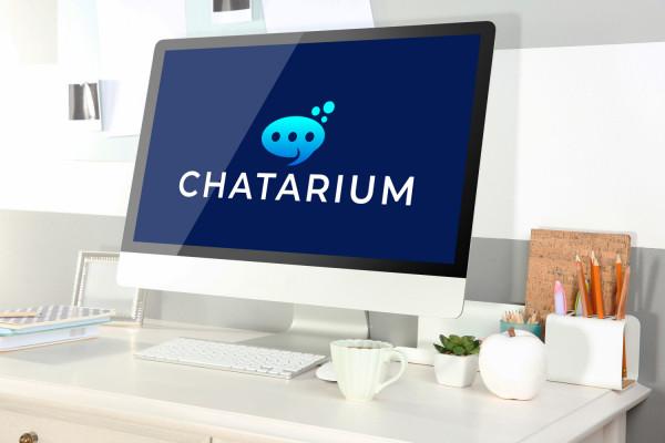 Sample branding #1 for Chatarium