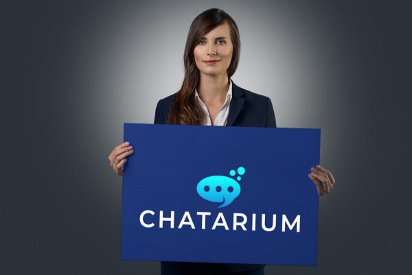 Sample branding #3 for Chatarium