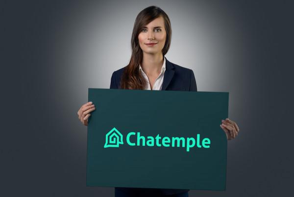 Sample branding #3 for Chatemple