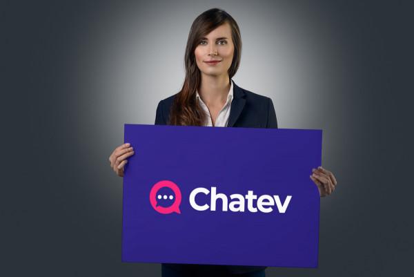 Sample branding #2 for Chatev