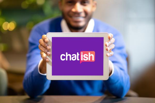 Sample branding #3 for Chatish