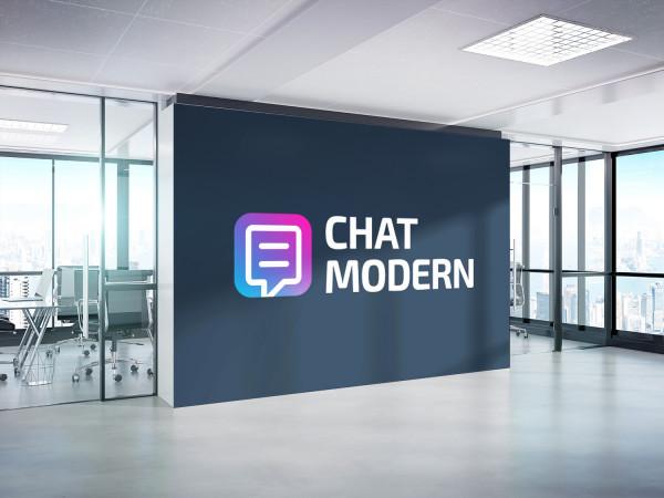 Sample branding #1 for Chatmodern