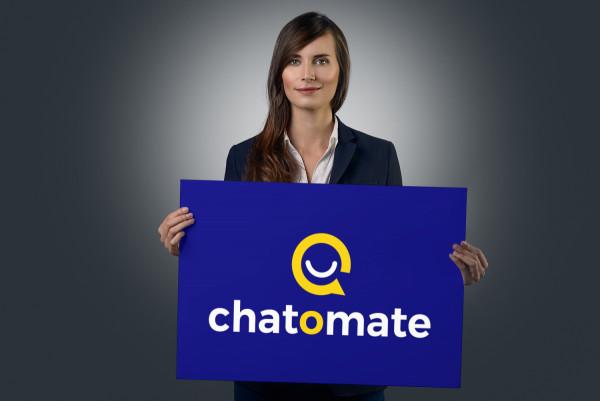 Sample branding #3 for Chatomate