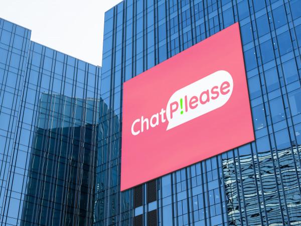 Sample branding #1 for Chatplease