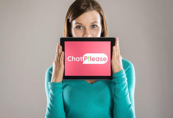 Sample branding #2 for Chatplease