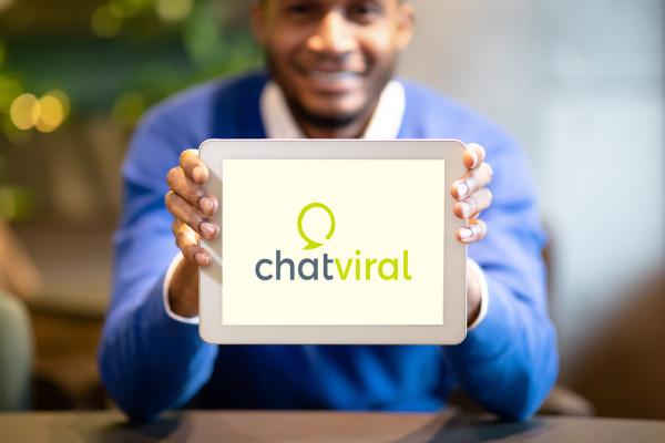 Sample branding #2 for Chatviral