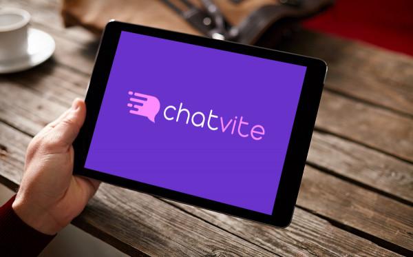Sample branding #3 for Chatvite