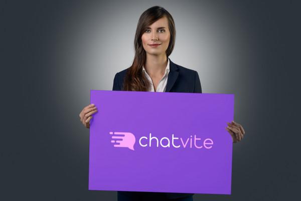 Sample branding #1 for Chatvite