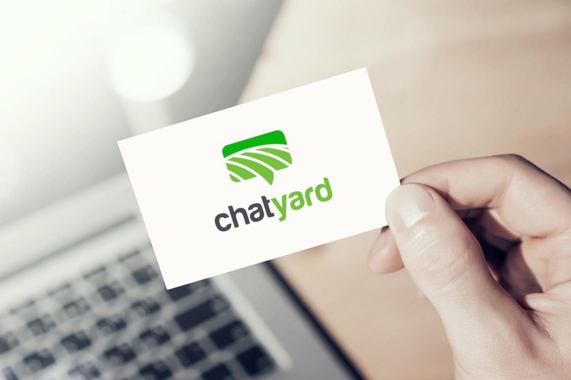 Sample branding #3 for Chatyard