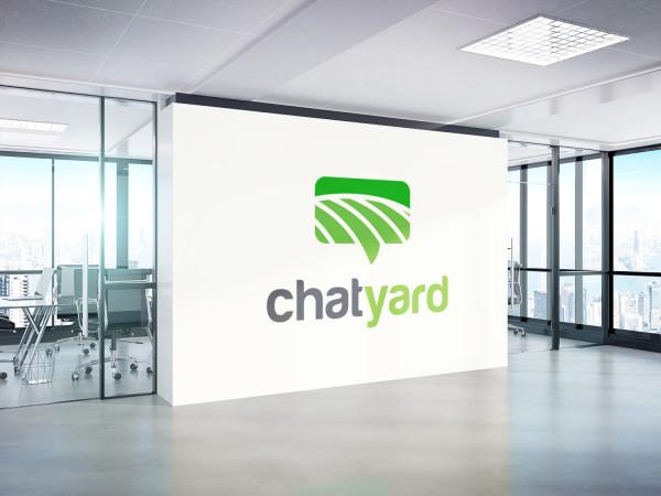 Sample branding #2 for Chatyard