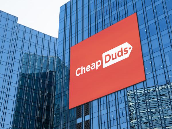 Sample branding #1 for Cheapduds