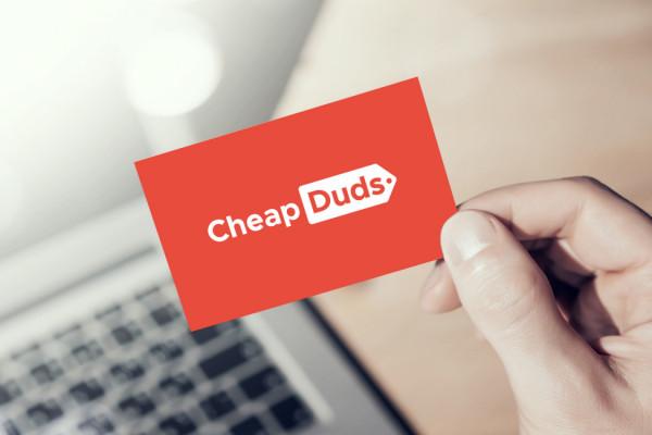 Sample branding #3 for Cheapduds