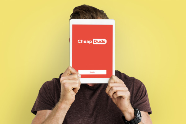 Sample branding #2 for Cheapduds
