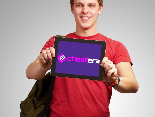 Sample branding #2 for Cheatera