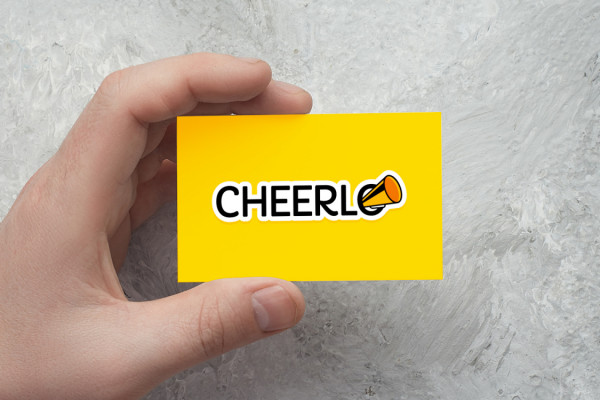 Sample branding #3 for Cheerlo