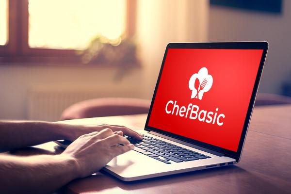 Sample branding #3 for Chefbasic
