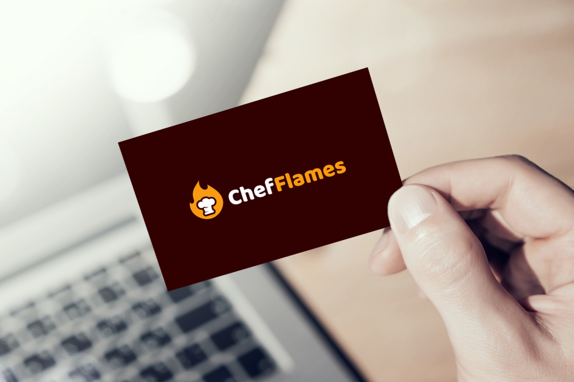 Sample branding #2 for Chefflames