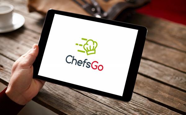 Sample branding #1 for Chefsgo