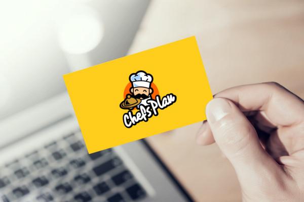 Sample branding #1 for Chefsplan