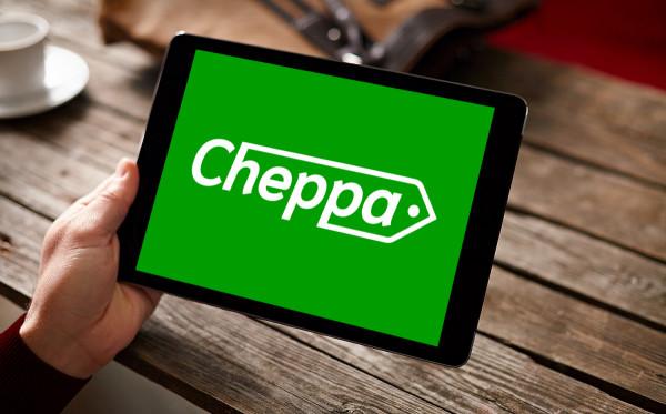 Sample branding #1 for Cheppa
