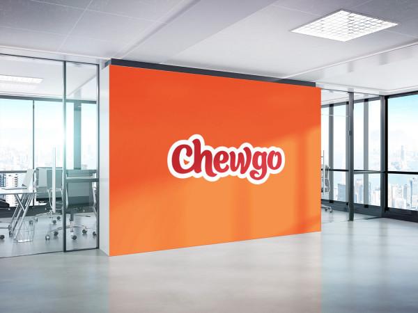 Sample branding #1 for Chewgo
